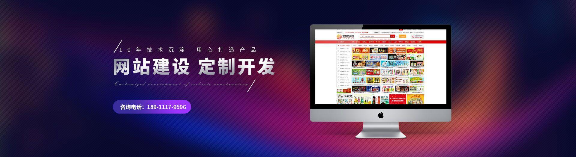 网站建设 定制开发