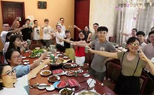 尊龙d88官网SO问来就送38科技集团团建活动火热进行——吃出幸福感,玩出新花样!
